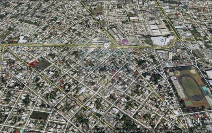Foto de terreno habitacional en venta en 25, yucatan, mérida, yucatán, 1754574 no 07