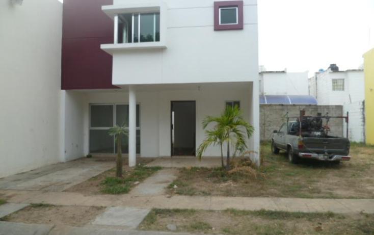 Foto de casa en venta en  2515, bosques del rio, culiacán, sinaloa, 1765656 No. 01