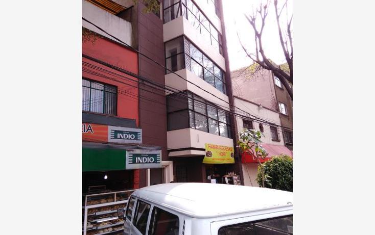 Foto de departamento en venta en  252, condesa, cuauhtémoc, distrito federal, 2455991 No. 03