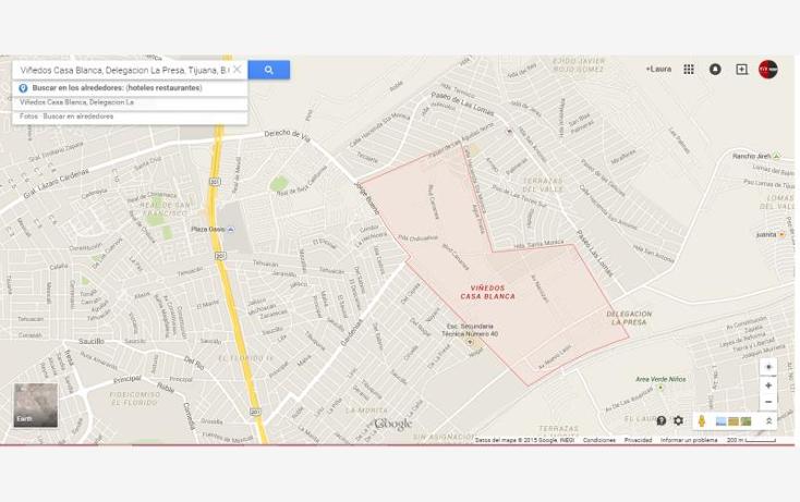 Foto de terreno habitacional en venta en  25256, vi?edos casa blanca, tijuana, baja california, 898435 No. 06