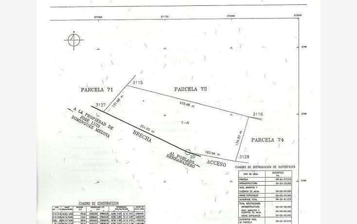 Foto de terreno industrial en venta en  2555, derramadero, saltillo, coahuila de zaragoza, 1380019 No. 01