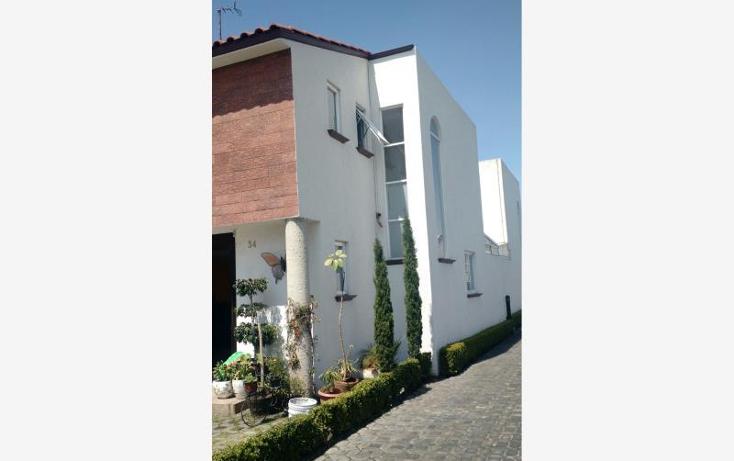 Foto de casa en venta en  256, santa maría totoltepec, toluca, méxico, 1329183 No. 04