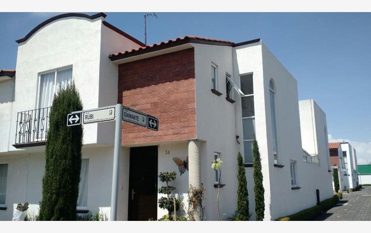 Foto de casa en venta en  256, santa maría totoltepec, toluca, méxico, 1329183 No. 05