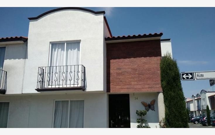 Foto de casa en venta en  256, santa maría totoltepec, toluca, méxico, 1329183 No. 09