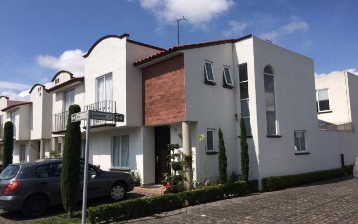 Foto de casa en venta en  256, santa maría totoltepec, toluca, méxico, 1329183 No. 10