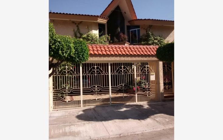 Foto de casa en venta en  258, jardines vallarta, zapopan, jalisco, 2007556 No. 01