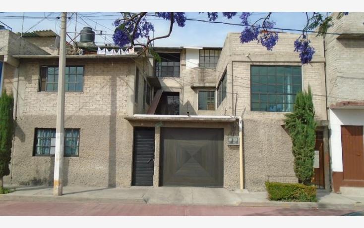 Foto de casa en venta en  258, plateros, chimalhuac?n, m?xico, 1752110 No. 01