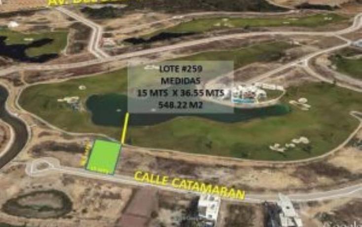Foto de terreno habitacional en venta en catamaran 259, marina mazatlán, mazatlán, sinaloa, 1543046 No. 01