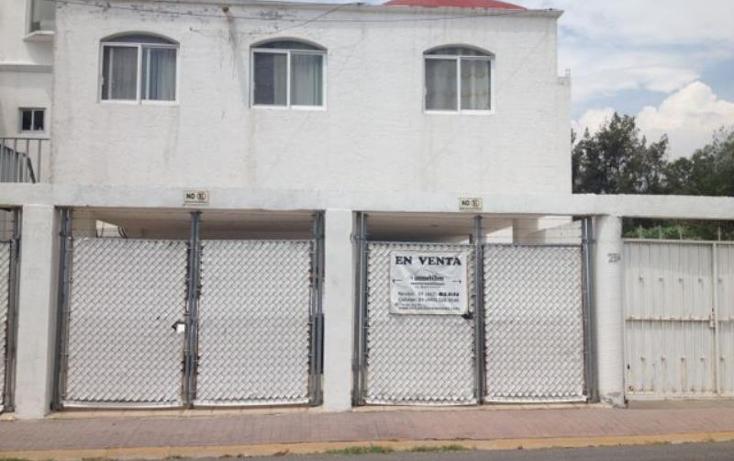Foto de casa en venta en  25-a, el pueblito centro, corregidora, quer?taro, 1421869 No. 01