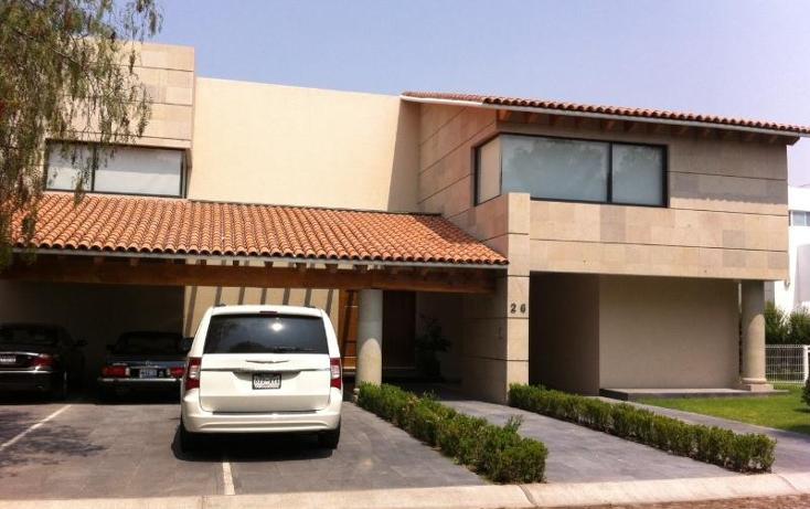 Foto de casa en venta en  26, balvanera, corregidora, querétaro, 469852 No. 05