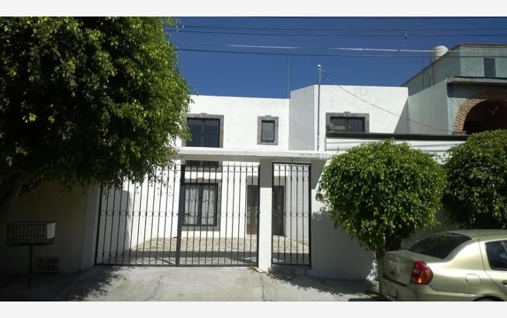 Foto de casa en venta en  26, colinas del cimatario, quer?taro, quer?taro, 610952 No. 01
