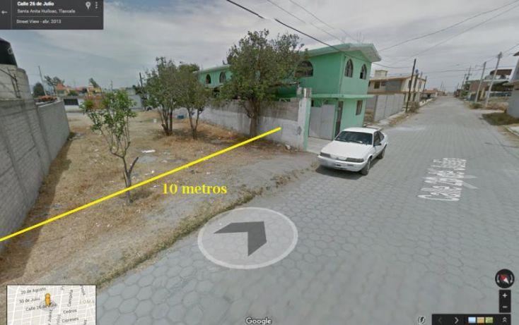Foto de terreno habitacional en venta en 26 de julio 37, adolfo lopez mateos, apizaco, tlaxcala, 2008412 no 02