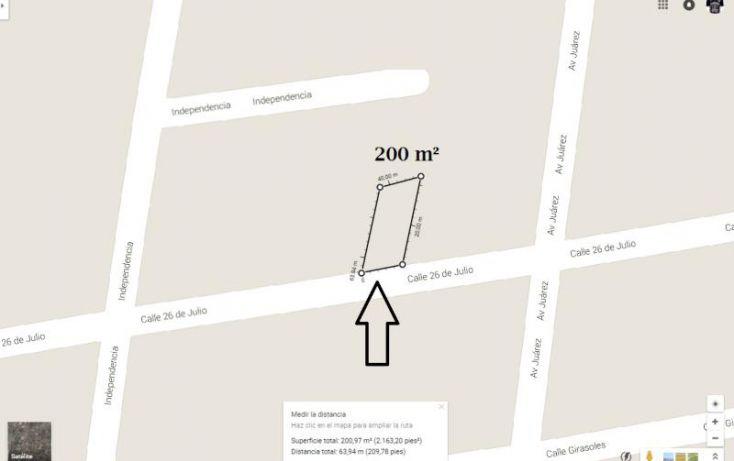 Foto de terreno habitacional en venta en 26 de julio 37, adolfo lopez mateos, apizaco, tlaxcala, 2008412 no 03