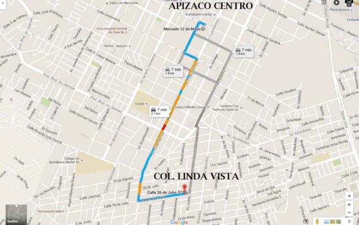 Foto de terreno habitacional en venta en 26 de julio 37, adolfo lopez mateos, apizaco, tlaxcala, 2008412 no 04
