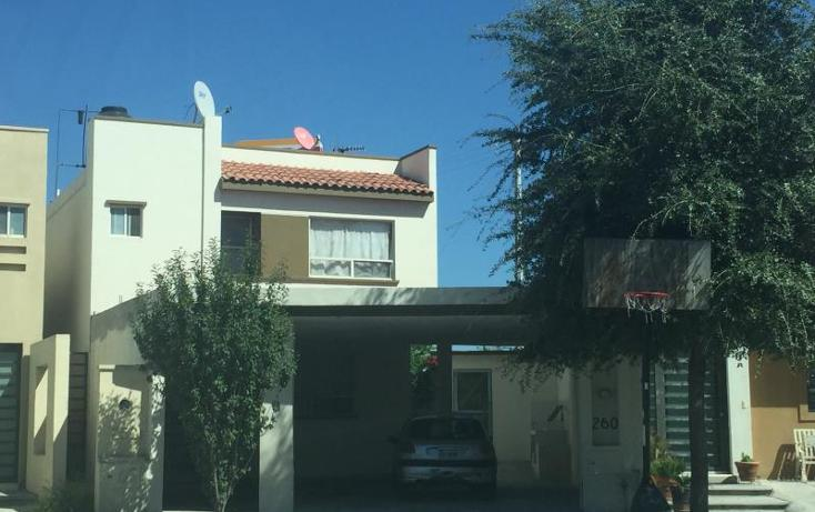 Foto de casa en venta en almerias 26, portales, saltillo, coahuila de zaragoza, 1820518 No. 02