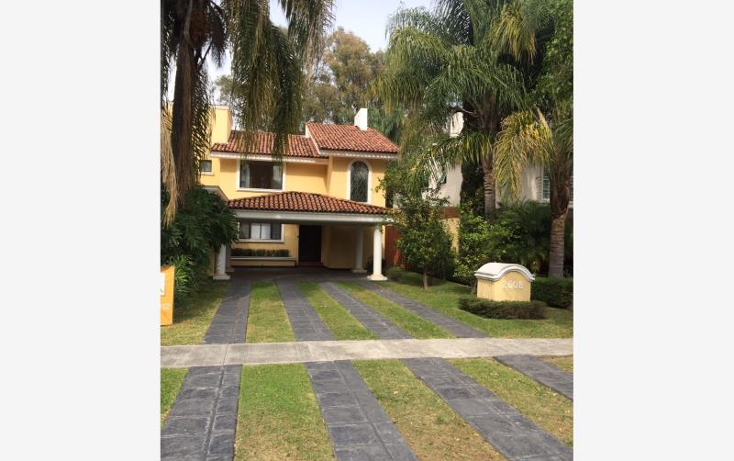 Foto de casa en renta en  2608, valle real, zapopan, jalisco, 1938052 No. 01