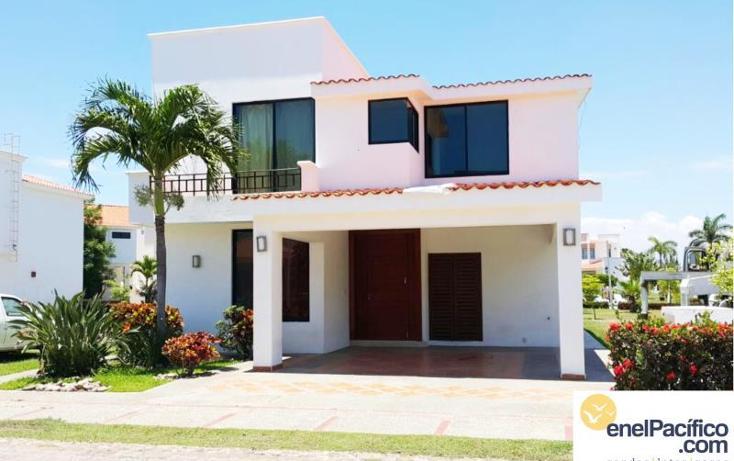 Foto de casa en venta en  262, club real, mazatlán, sinaloa, 2039584 No. 01