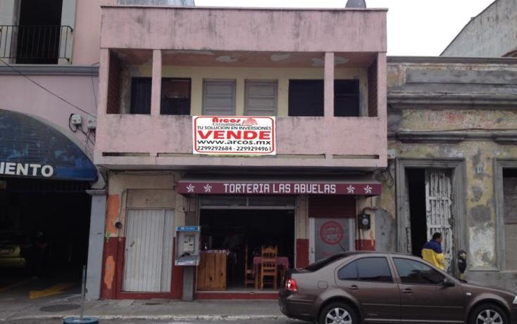 Foto de edificio en venta en  262, veracruz centro, veracruz, veracruz de ignacio de la llave, 755601 No. 01
