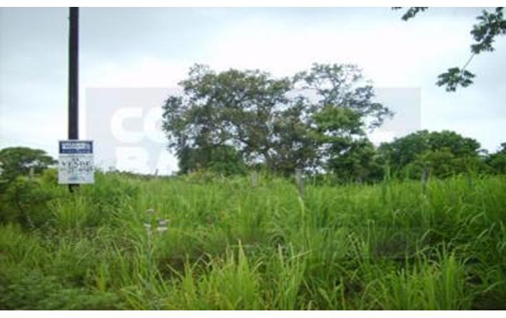 Foto de terreno habitacional en venta en  263, mata redonda, pueblo viejo, veracruz de ignacio de la llave, 506855 No. 01