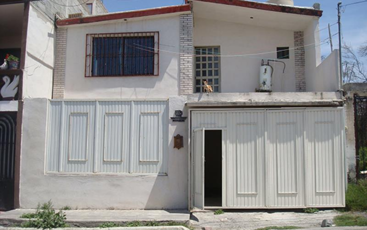 Foto de casa en venta en  2635, morelos, saltillo, coahuila de zaragoza, 899127 No. 01