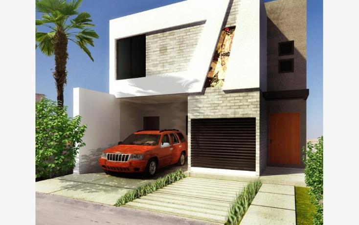 Foto de casa en venta en  265, fraccionamiento villas del renacimiento, torreón, coahuila de zaragoza, 383856 No. 01