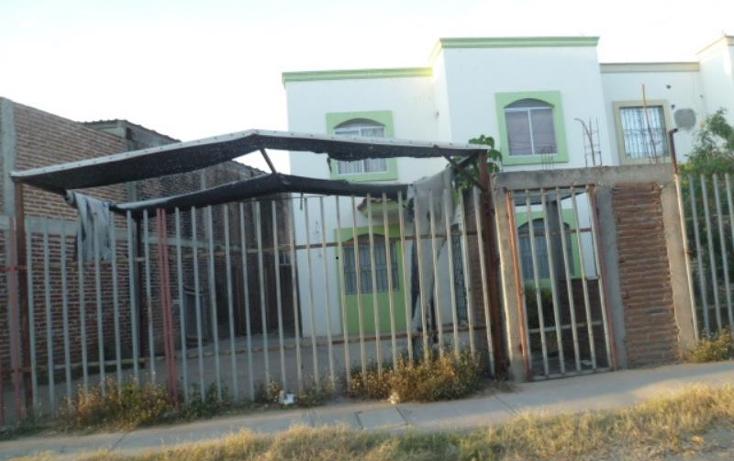 Foto de casa en venta en  265, ignacio allende, culiac?n, sinaloa, 1766328 No. 01