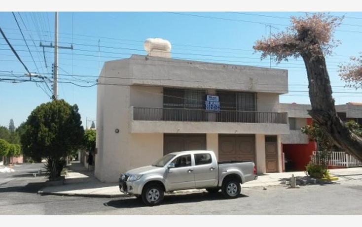 Foto de casa en venta en  265, lomas 1a secc, san luis potosí, san luis potosí, 794115 No. 01