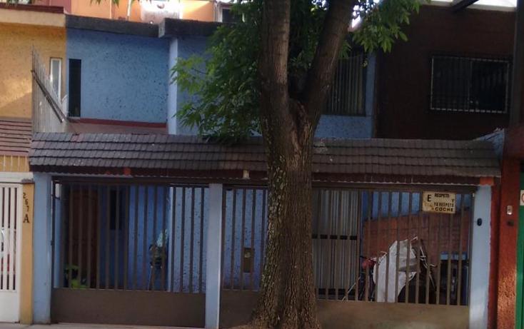 Foto de casa en venta en  267 b, rinconada las hadas, tlalpan, distrito federal, 1900678 No. 01