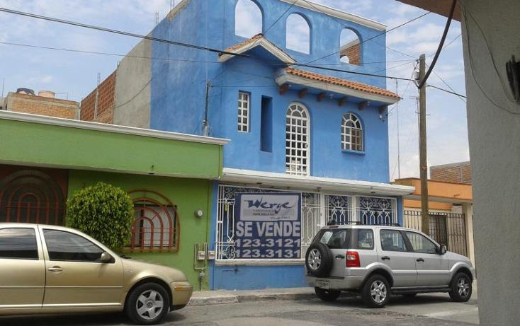 Foto de casa en venta en  267, central, san luis potosí, san luis potosí, 617209 No. 01