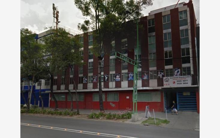 Foto de departamento en venta en avenida eje central lázaro cárdenas 268, guerrero, cuauhtémoc, distrito federal, 2682780 No. 01