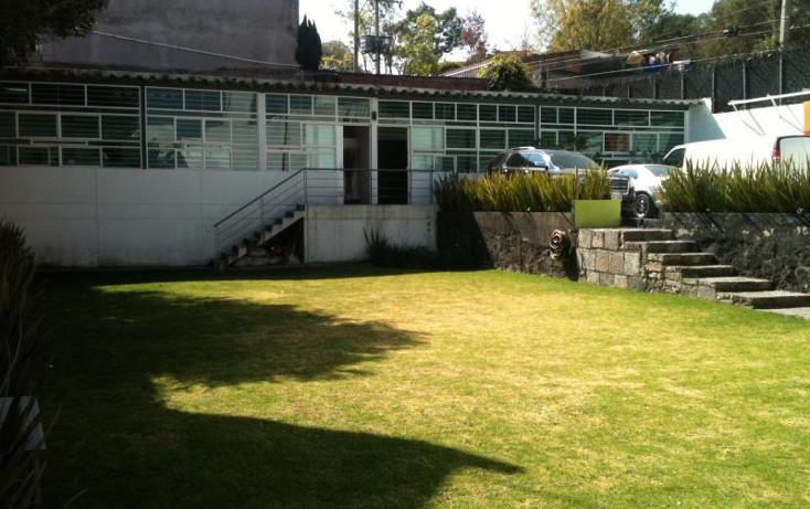 Foto de oficina en renta en  27, barrio san francisco, la magdalena contreras, distrito federal, 2006646 No. 09