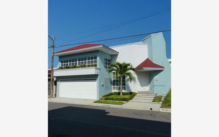 Foto de casa en venta en  27, costa de oro, boca del río, veracruz de ignacio de la llave, 1580376 No. 01