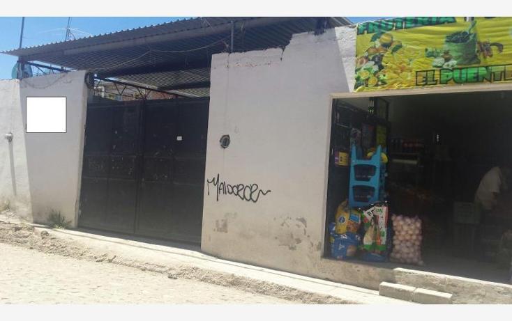 Foto de casa en venta en 27 de septiembre 12, la cruz, san juan del río, querétaro, 0 No. 01