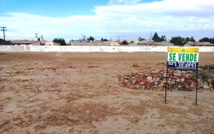 Foto de terreno habitacional en venta en  , 27 de septiembre, mexicali, baja california, 1499455 No. 01