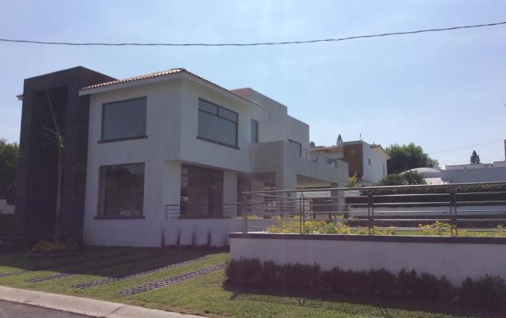 Foto de casa en venta en  27, lomas de cocoyoc, atlatlahucan, morelos, 1993218 No. 01