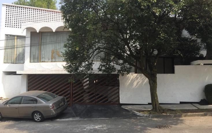 Foto de casa en venta en  27, lomas de tecamachalco sección cumbres, huixquilucan, méxico, 1745515 No. 01