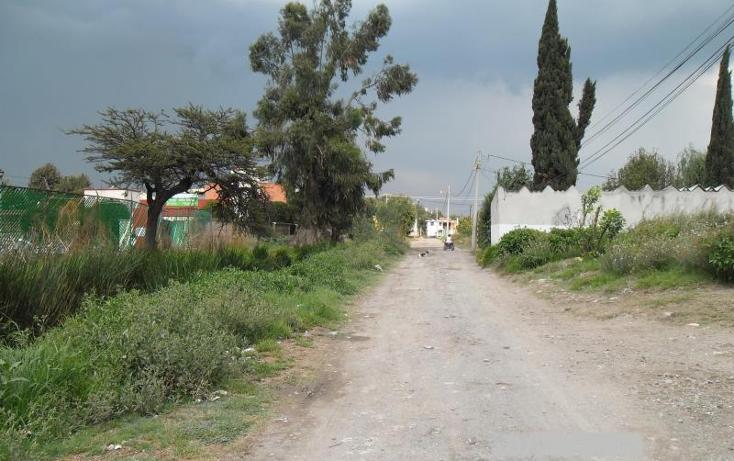 Foto de terreno habitacional en venta en  27, santiago teyahualco, tultepec, méxico, 1589758 No. 02