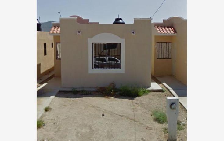 Foto de casa en venta en  27, villa verde, hermosillo, sonora, 1978758 No. 01