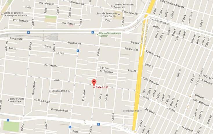Foto de casa en venta en  272, agr?cola oriental, iztacalco, distrito federal, 1980636 No. 02