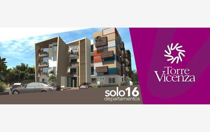 Foto de departamento en venta en  273, villas vicenza, san luis potosí, san luis potosí, 1582454 No. 01