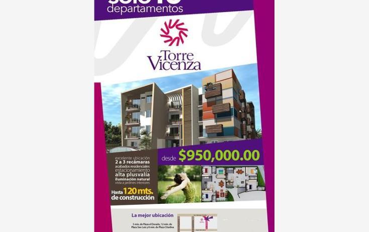 Foto de departamento en venta en  273, villas vicenza, san luis potosí, san luis potosí, 1582454 No. 03