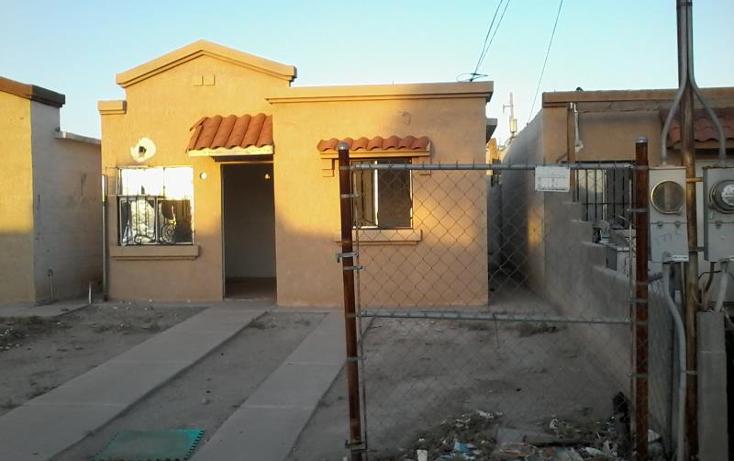 Foto de casa en venta en  2773, villa las lomas, mexicali, baja california, 1216309 No. 01