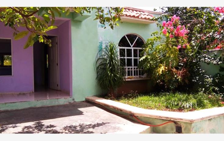 Foto de casa en venta en 28 234, el roble, mérida, yucatán, 2007408 No. 01