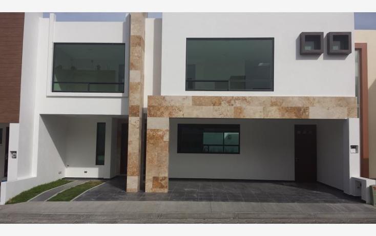 Foto de casa en venta en  28, bosques de granada, san pedro cholula, puebla, 472595 No. 01
