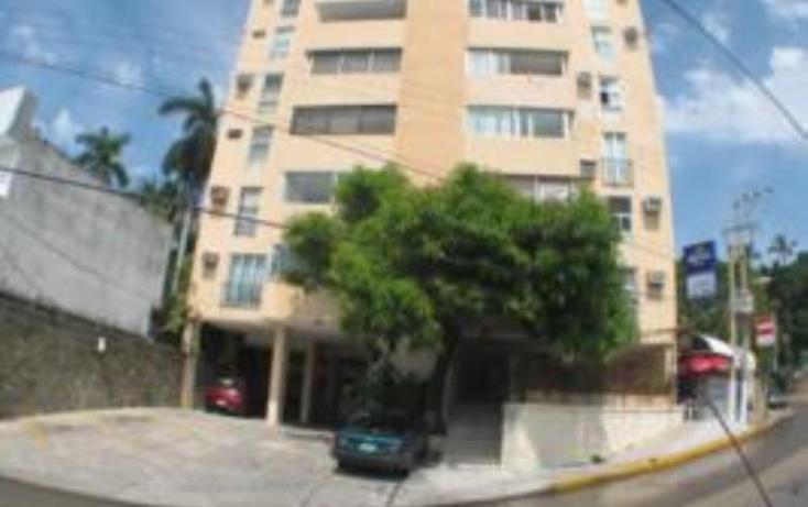 Foto de departamento en renta en  28, club deportivo, acapulco de juárez, guerrero, 586425 No. 02