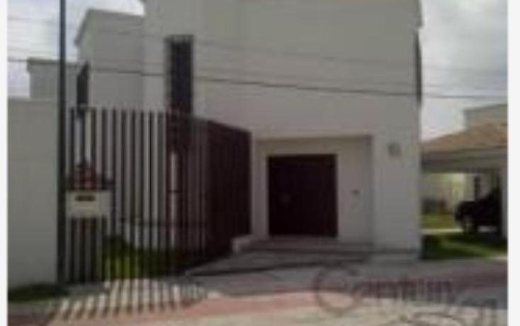 Foto de casa en renta en  28, fuentes de la carcaña, san pedro cholula, puebla, 1827140 No. 01
