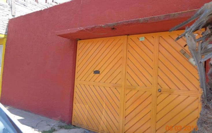 Foto de casa en venta en  28, jardines de morelos sección islas, ecatepec de morelos, méxico, 1594688 No. 01