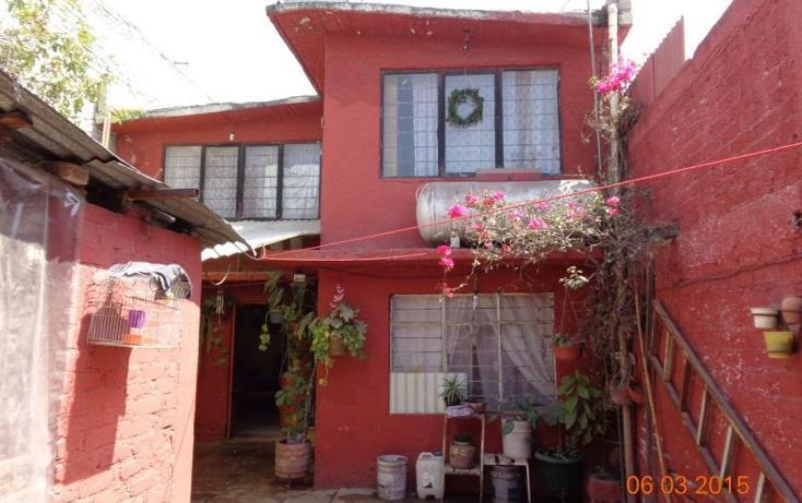 Foto de casa en venta en  28, jardines de morelos sección islas, ecatepec de morelos, méxico, 1594688 No. 04