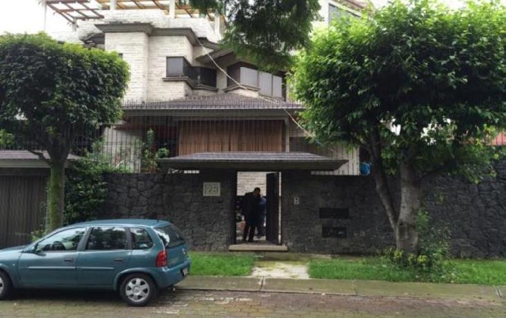 Foto de casa en venta en  28, jardines en la montaña, tlalpan, distrito federal, 1723772 No. 01