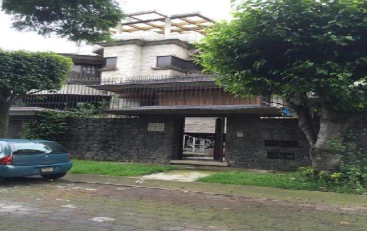 Foto de casa en venta en  28, jardines en la montaña, tlalpan, distrito federal, 1723772 No. 02